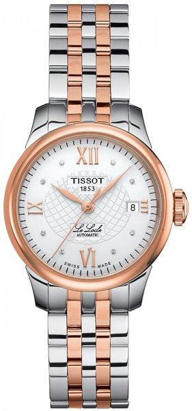 Zegarek Tissot T41.2.183.16 - duże 1