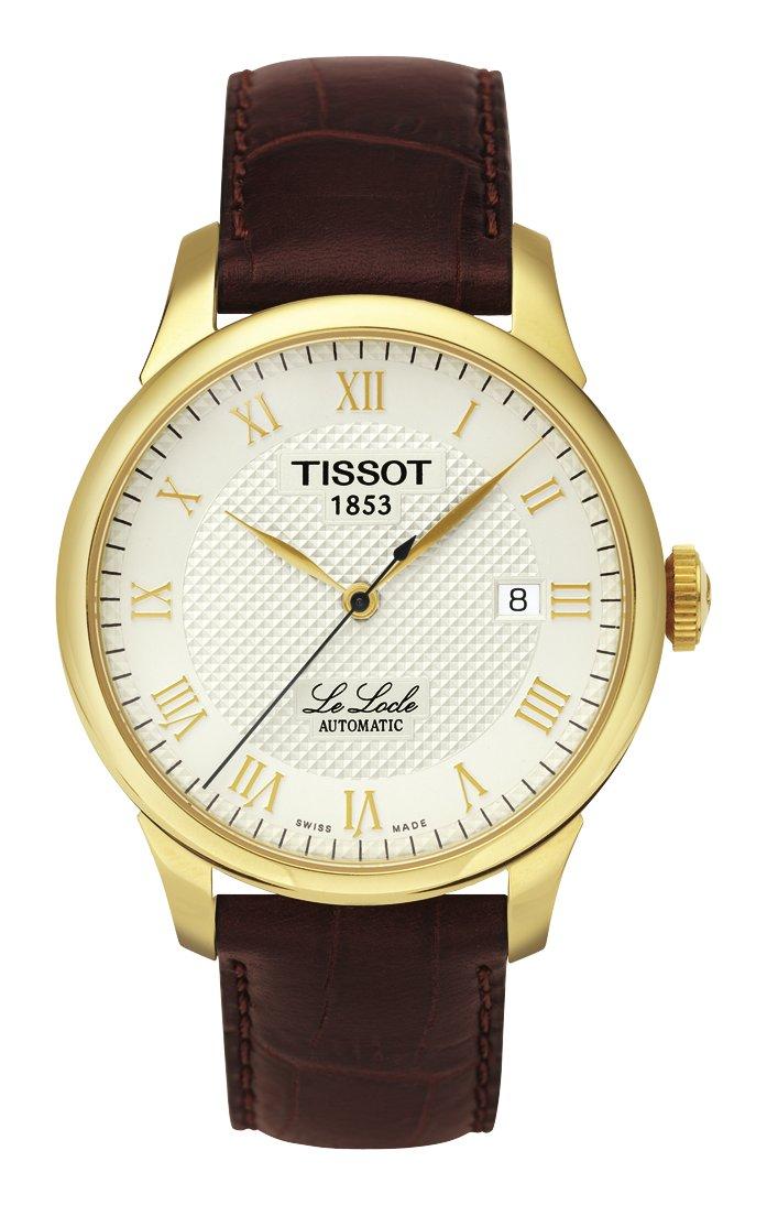 Zegarek Tissot T41.5.413.73 - duże 1