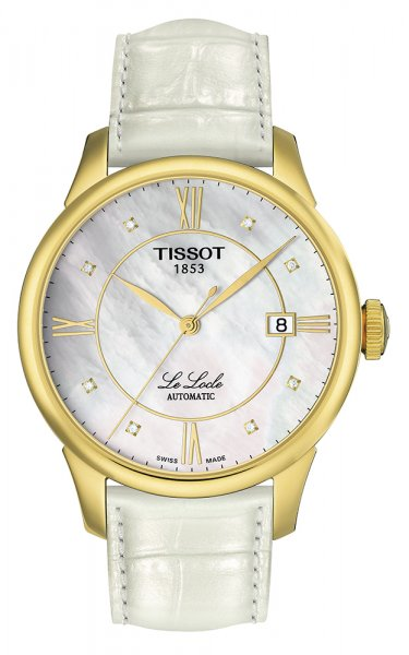 Zegarek Tissot T41.5.453.86 - duże 1