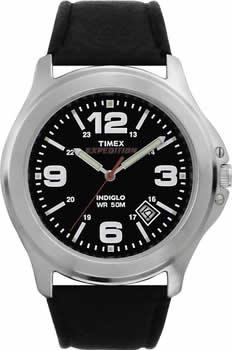 Zegarek męski Timex outdoor casual T41031 - duże 1