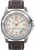 Zegarek męski Timex perpetual calendar T41831 - duże 1