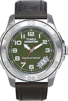Zegarek męski Timex wieczny kalendarz T41841 - duże 1