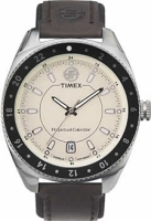 Zegarek męski Timex wieczny kalendarz T41961 - duże 1