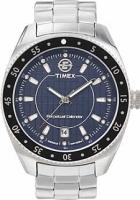 Zegarek męski Timex wieczny kalendarz T42151 - duże 1
