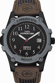 Zegarek Timex T44082 - duże 1