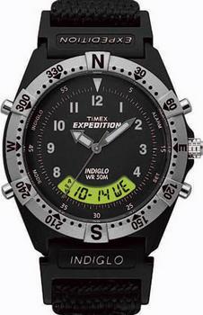 Zegarek męski Timex outdoor casual T44442 - duże 1