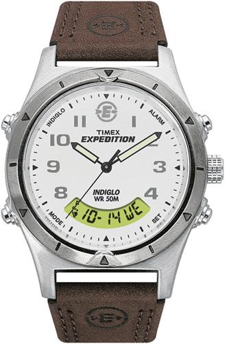 Zegarek męski Timex expedition T44642 - duże 1