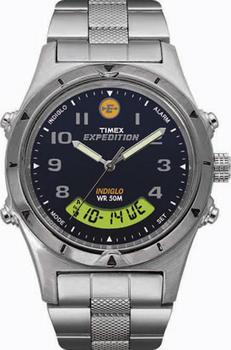 Zegarek Timex T44653 - duże 1