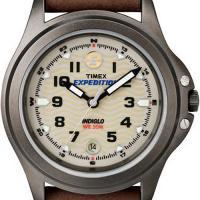 Zegarek damski Timex expedition T47042 - duże 2