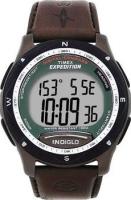 Zegarek męski Timex digital compas T48581 - duże 1