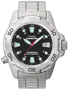 Zegarek Timex T49619 - duże 1