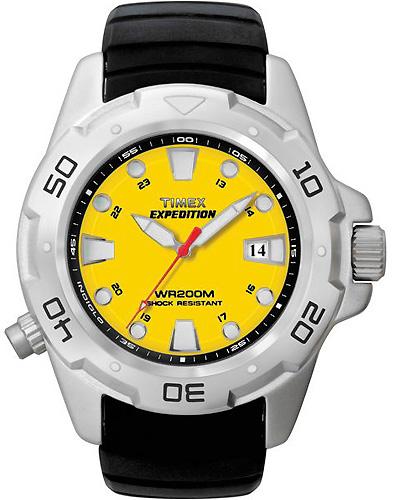 Zegarek męski Timex expedition T49621 - duże 1