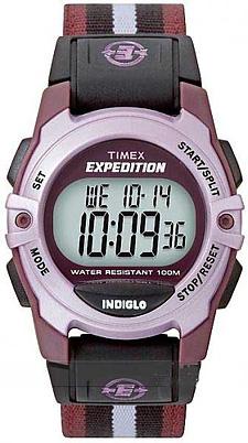 Zegarek damski Timex expedition trial series digital T49659 - duże 1