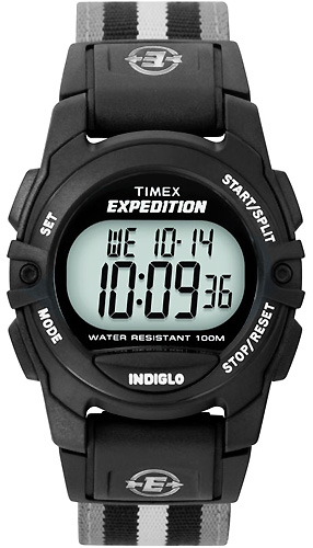 Timex T49661 Expedition Trial Series Digital