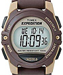 Zegarek damski Timex expedition trial series digital T49662 - duże 2