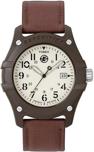Zegarek męski Timex expedition T49691 - duże 1