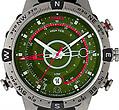 Zegarek męski Timex intelligent quartz T49705 - duże 2