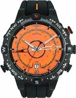 Zegarek męski Timex intelligent quartz T49706 - duże 1