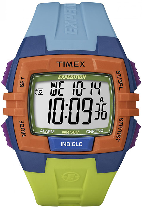 Timex T49922 Expedition Trial Series Digital