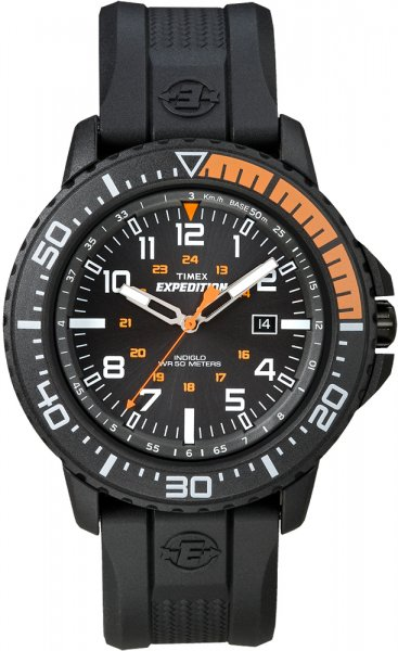 Zegarek męski Timex expedition T49940 - duże 1