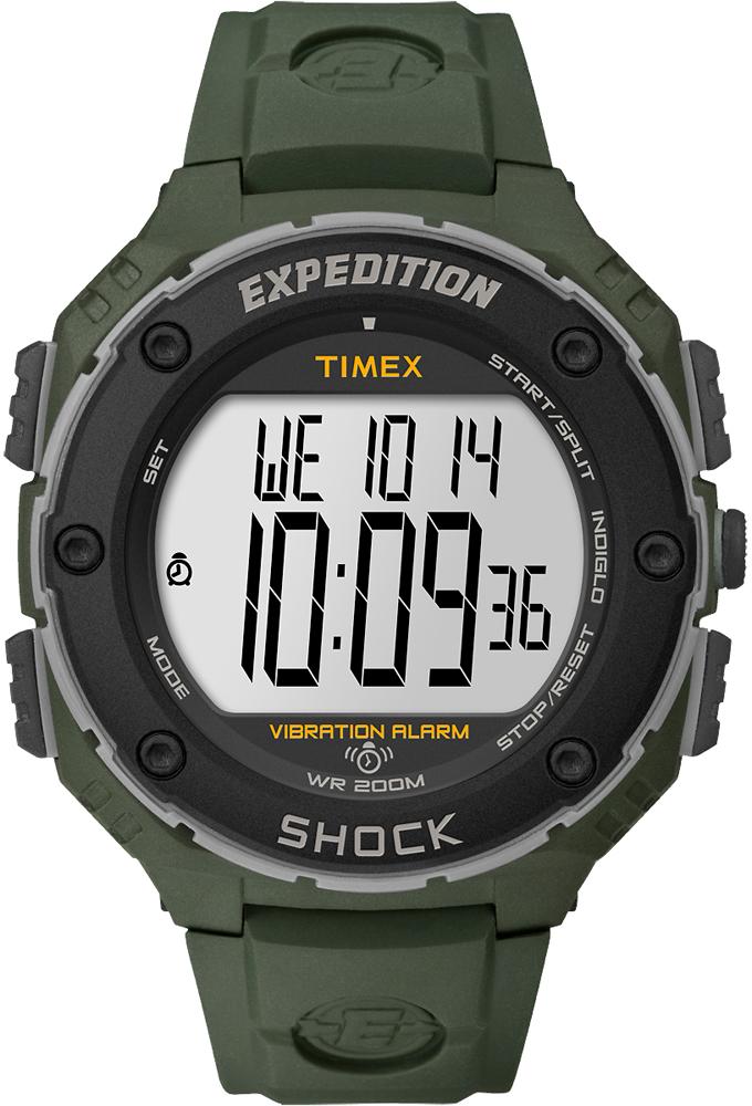 Zegarek męski Timex expedition T49951 - duże 1