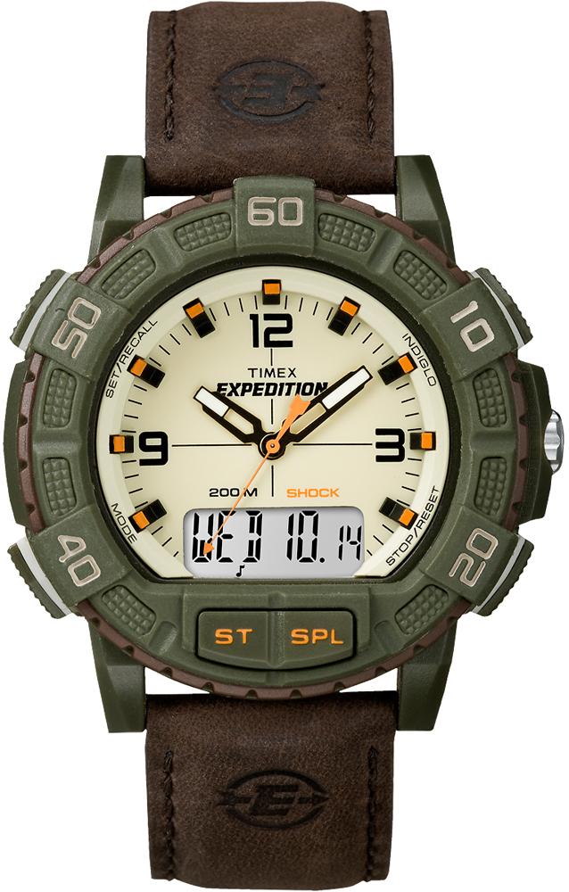T49969 - zegarek męski - duże 3