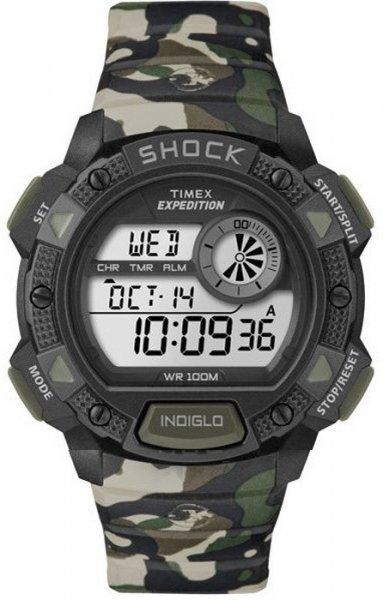 Zegarek Timex T49976 - duże 1
