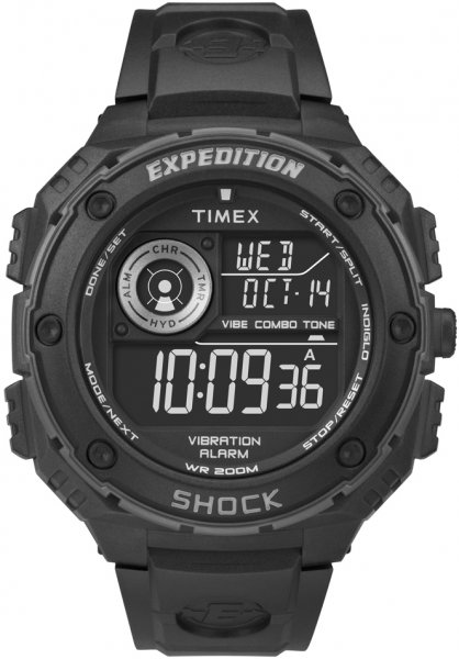 Timex T49983 Expedition Rugged Digital Expedition Vibe Shock
