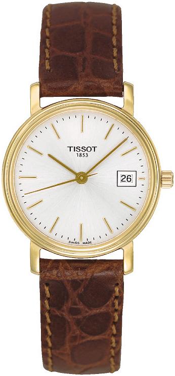 Zegarek damski Tissot desire T52.5.111.31 - duże 1