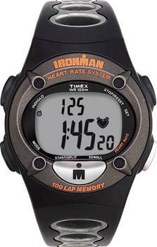 Zegarek męski Timex heart rate monitor T57781 - duże 1