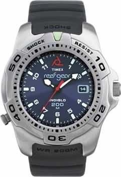 Zegarek męski Timex reef gear T5B711 - duże 1