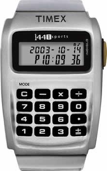 Zegarek Timex T5B971 - duże 1