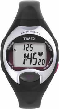 Zegarek damski Timex heart rate monitor T5D741 - duże 1