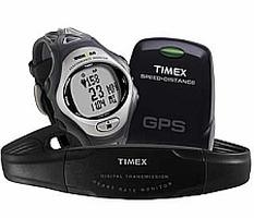 Zegarek męski Timex heart rate monitor T5E671 - duże 2