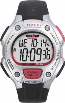 Zegarek męski Timex ironman T5E911 - duże 1