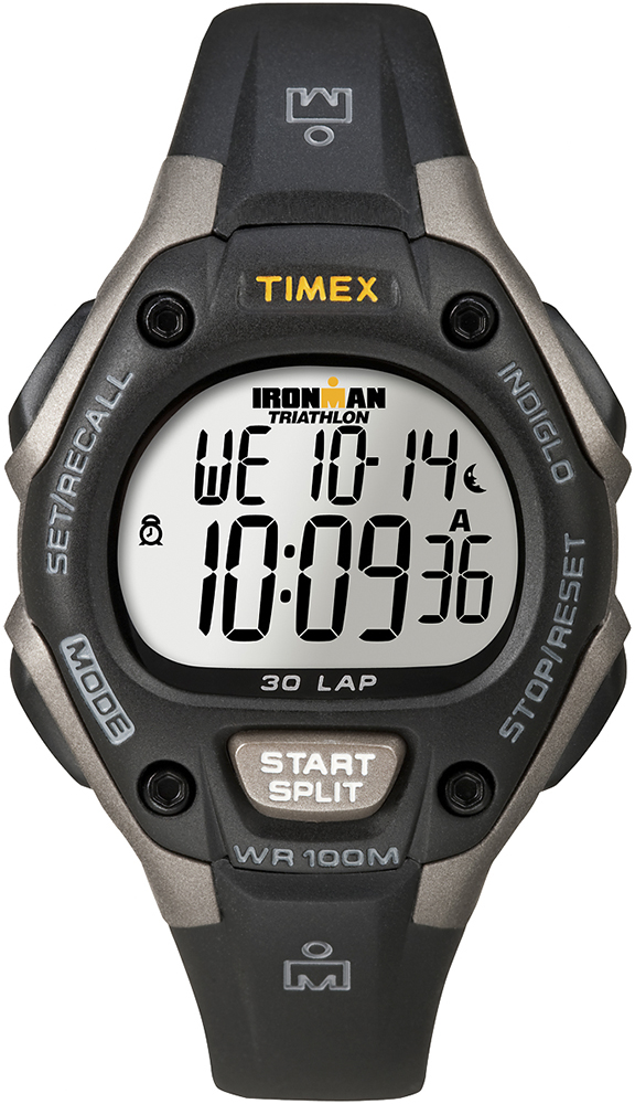 Timex T5E961 Ironman C30 Ironman Traditional 30-Lap Mid-Size