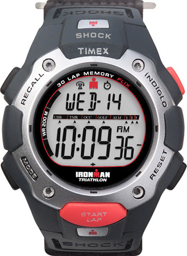 Zegarek Timex T5F851 - duże 1