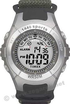 Zegarek Timex T5G921 - duże 1