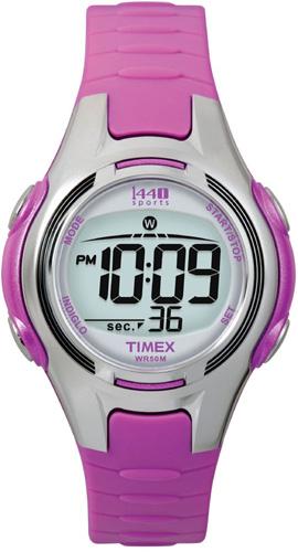 Zegarek damski Timex marathon T5K080 - duże 1