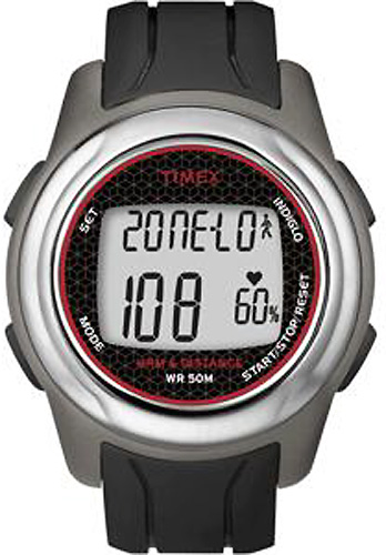 Timex T5K560 Ironman Heart Rate Monitor