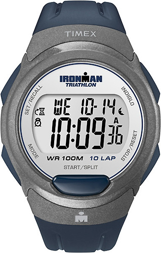 Timex T5K610 Ironman Ironman Traditional 10-Lap Full-Size