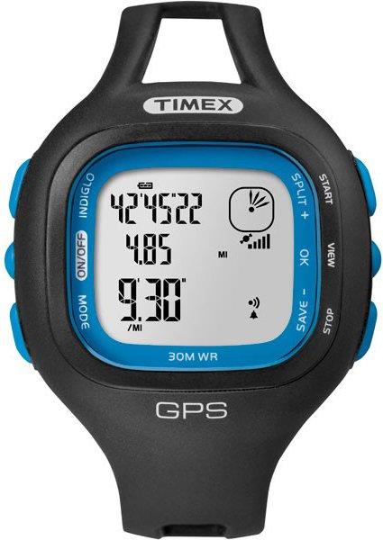Zegarek damski Timex marathon T5K639 - duże 3