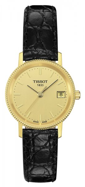 Tissot T71.3.115.21 Goldrun GOLDRUN SAPPHIRE LADY 18K GOLD