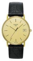 Zegarek męski Tissot goldrun T71.3.401.21 - duże 1