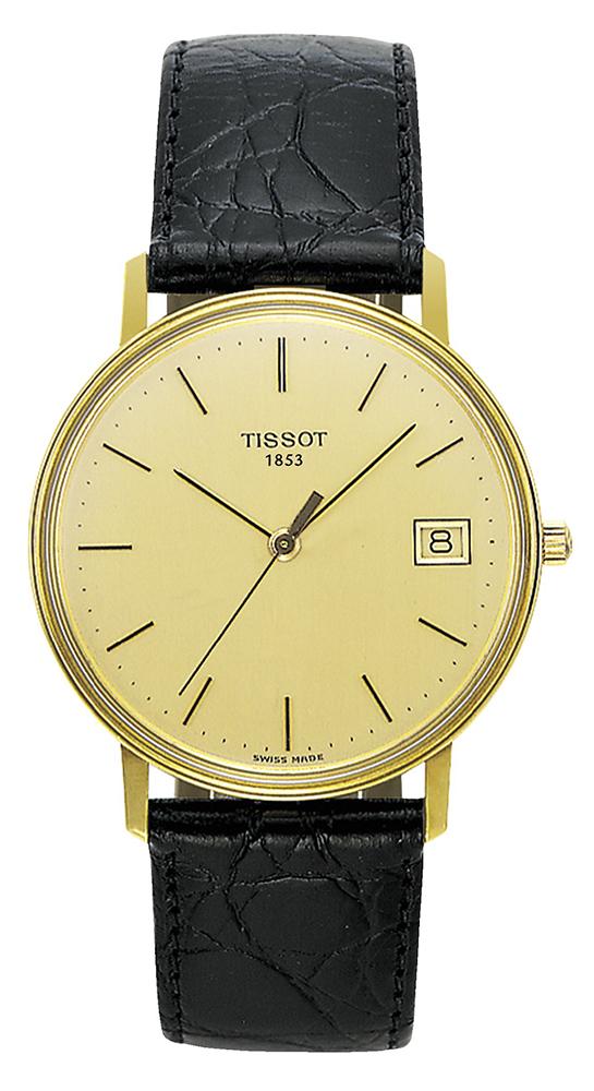 Tissot T71.3.401.21 Goldrun GOLDRUN HESALITE 18K GOLD