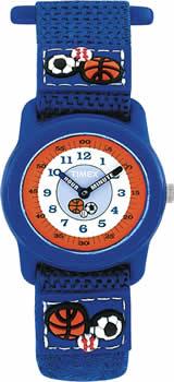 Zegarek dla chłopca Timex dla dzieci T73871 - duże 1