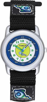 Zegarek dla chłopca Timex dla dzieci T73881 - duże 1