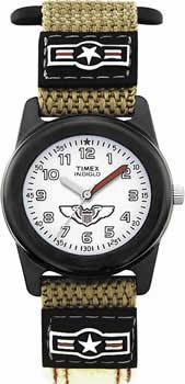 Zegarek dla chłopca Timex młodzieżowe T75041 - duże 1