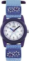 Zegarek dla dziewczynki Timex dla dzieci T75061 - duże 2