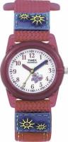 Zegarek unisex Timex dla dzieci T75081 - duże 2